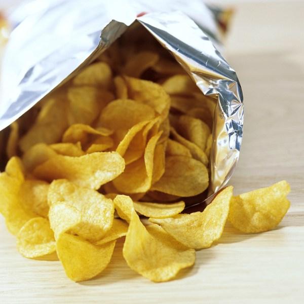 Bag Of Potato Crisps, Food, Snacks, Potato Chips, Junk Food_1522240054895