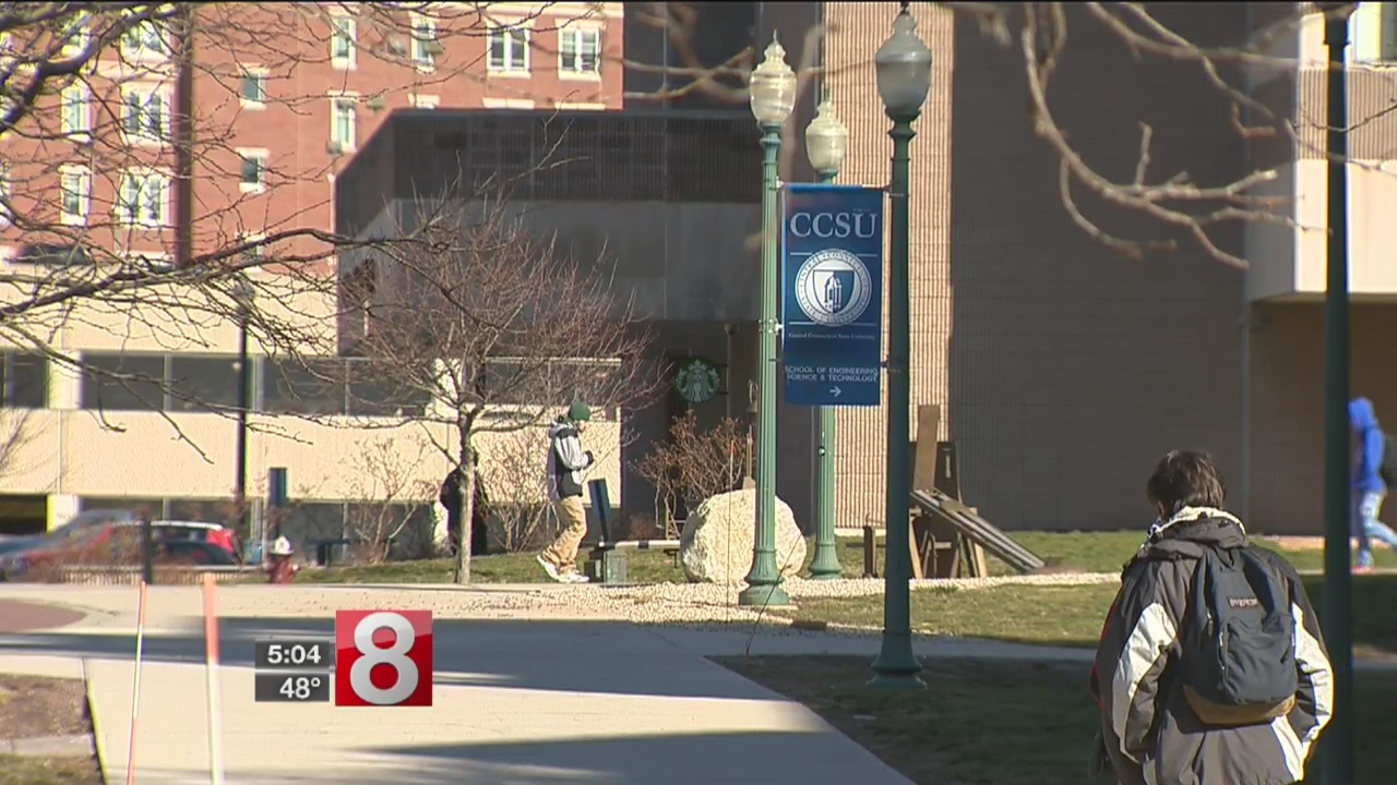 CCSU professor accused of sexual misconduct placed on paid leave
