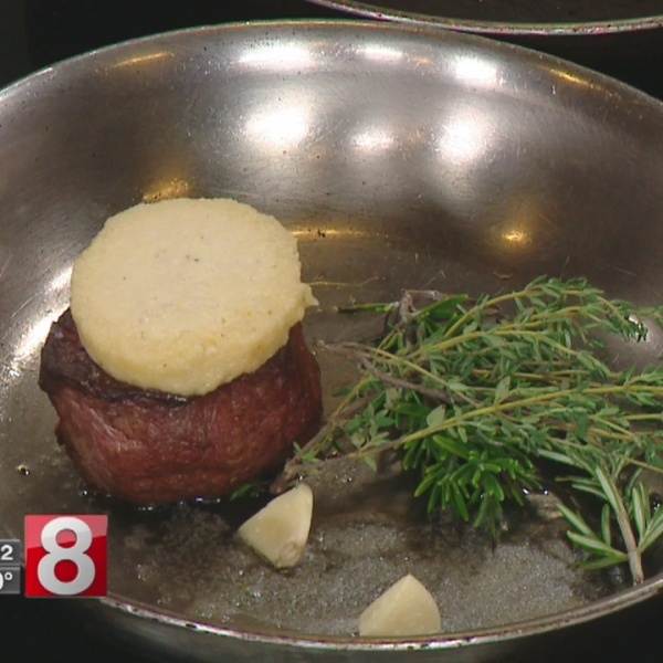 Cooking up steak with different flavorful butters