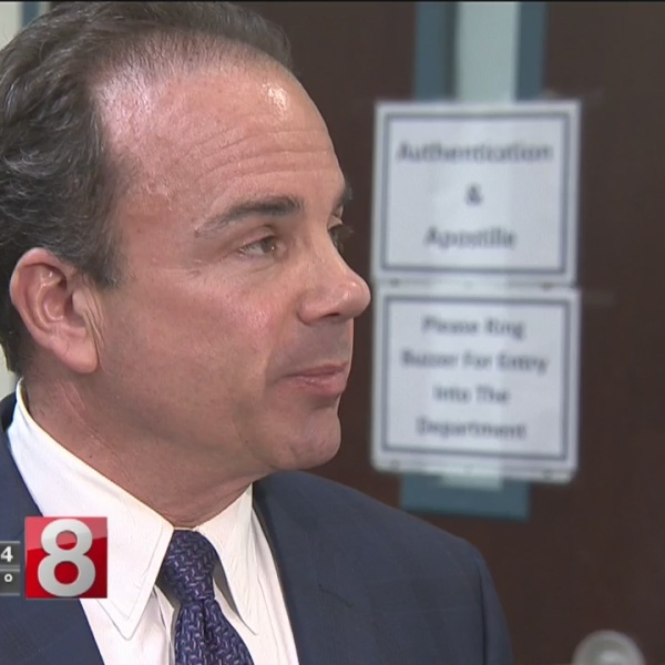 Ganim launches petition drive in effort to get on primary ballot