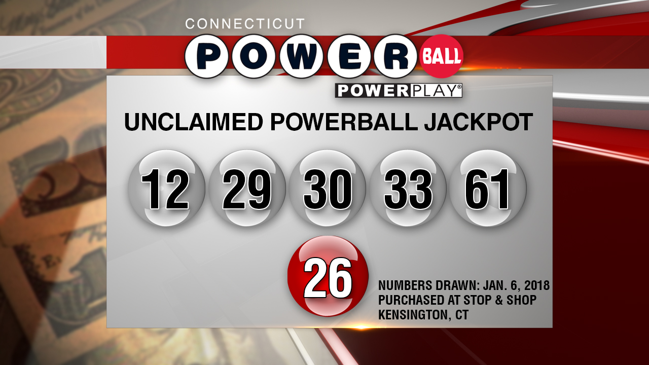 $1 million Powerball ticket sold in Connecticut to expire in July if