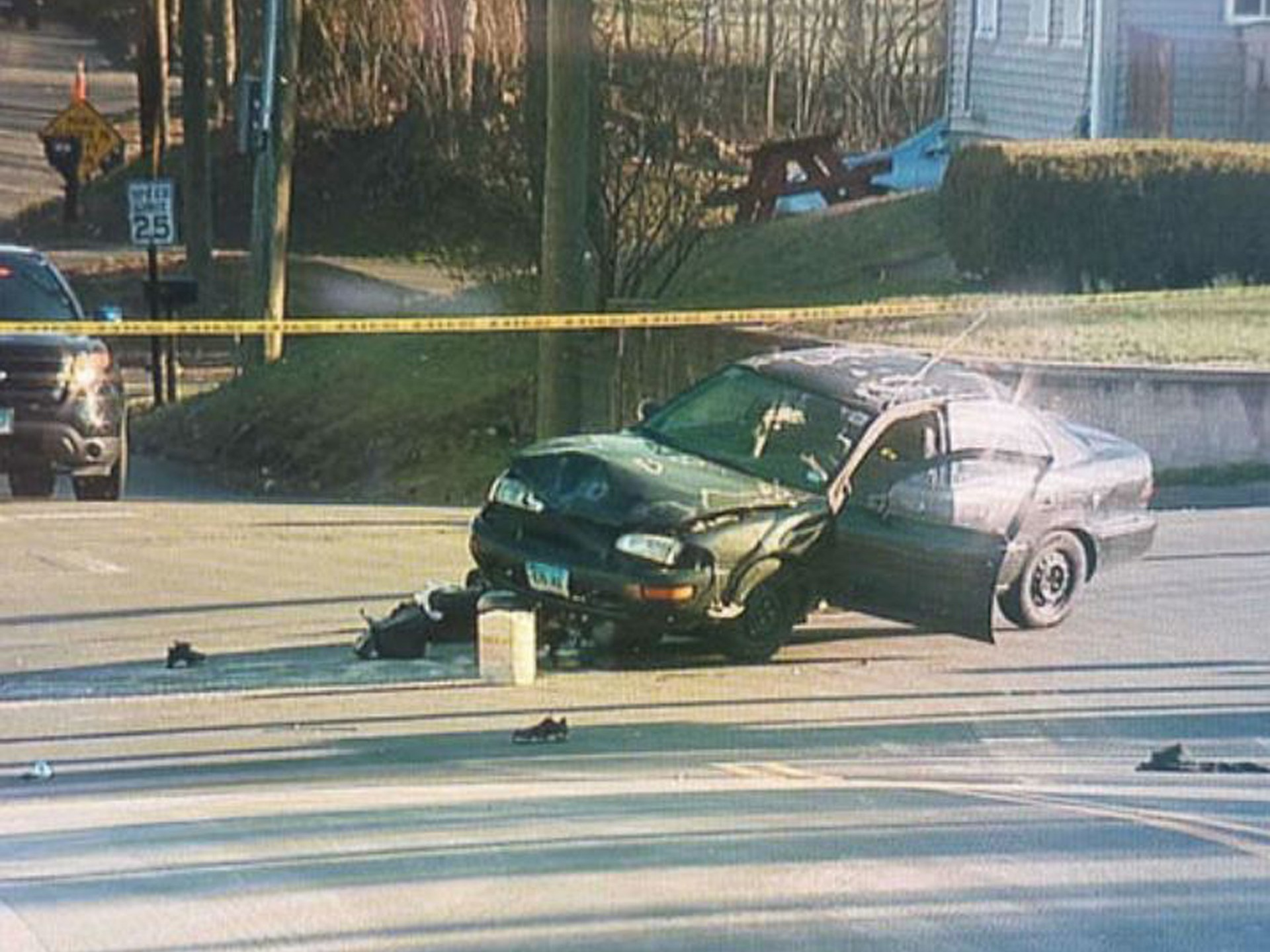 Officials identify victim of fatal motorcycle crash in North Branford