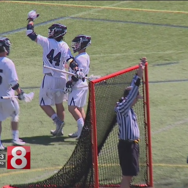 Yale lacrosse earns top ranking in NCAA poll