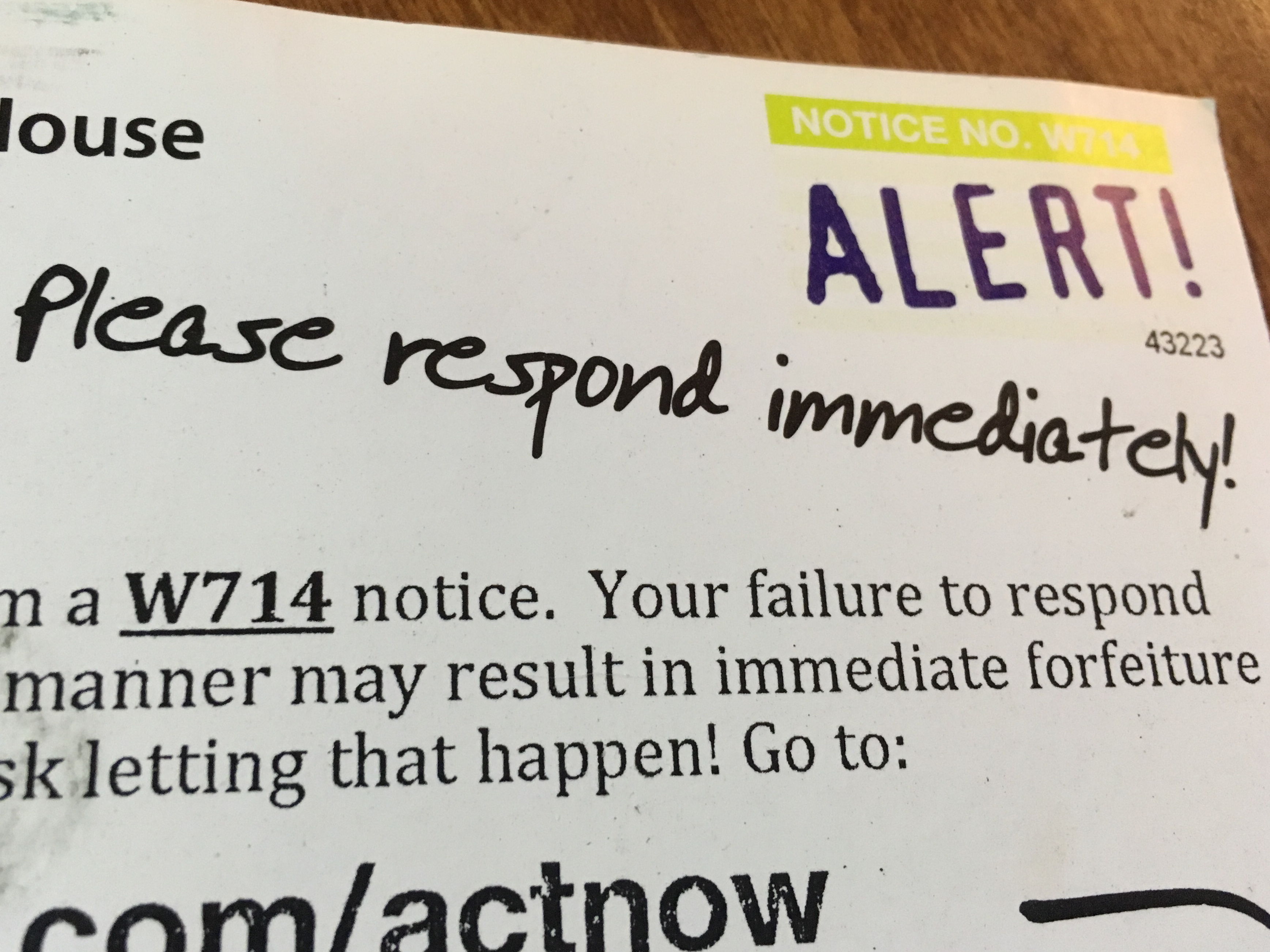 Griswold woman warns of sweepstakes scam