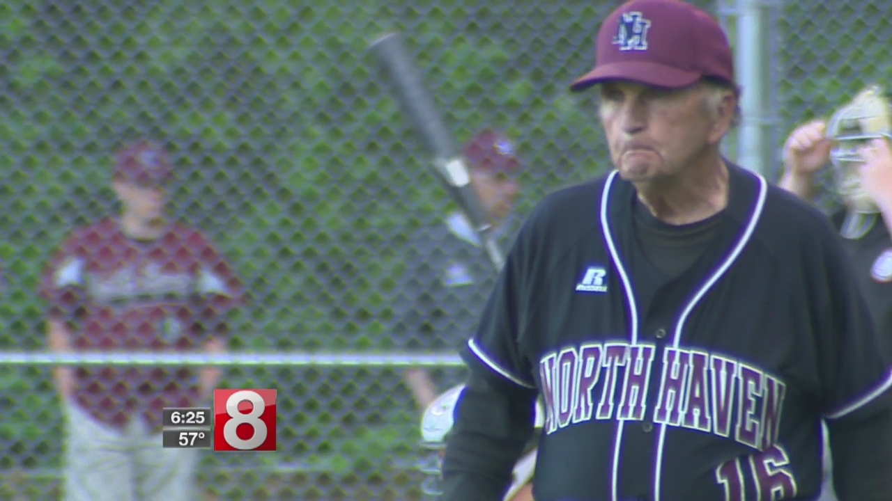 899-win North Haven coach says he can't choose his favorite moment