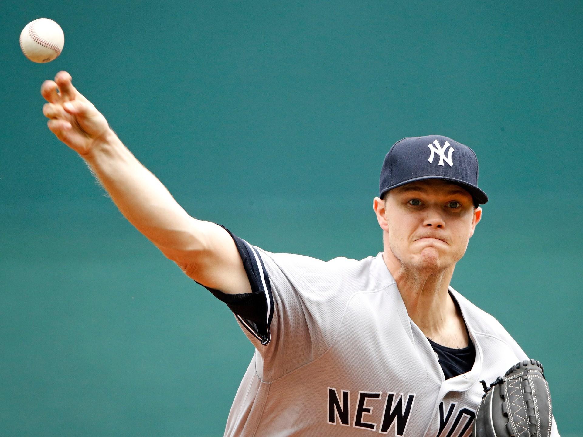 Yankees Royals Baseball