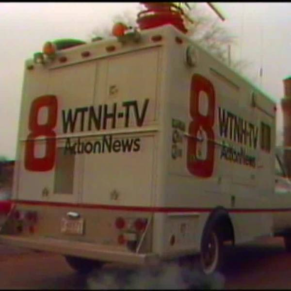 Action News 8 Snapshots Promo (early 1980s)
