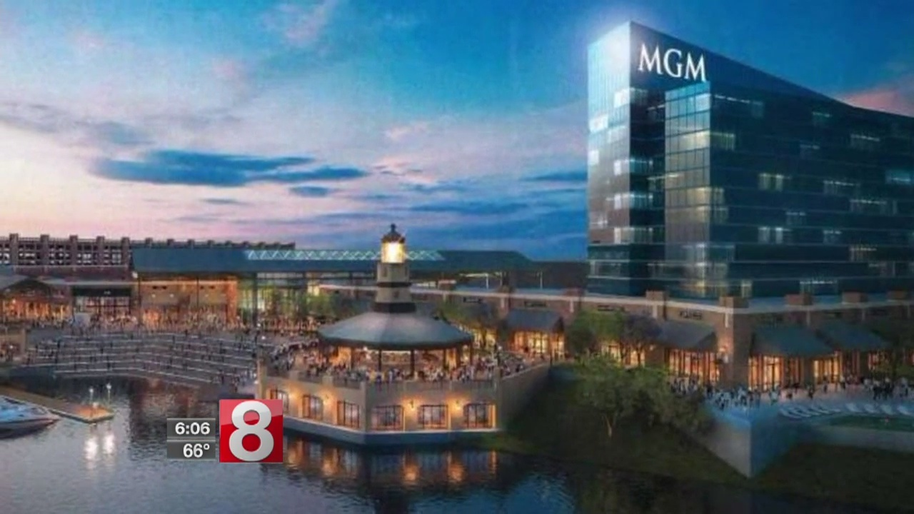 Connecticut House approves Bridgeport casino bill