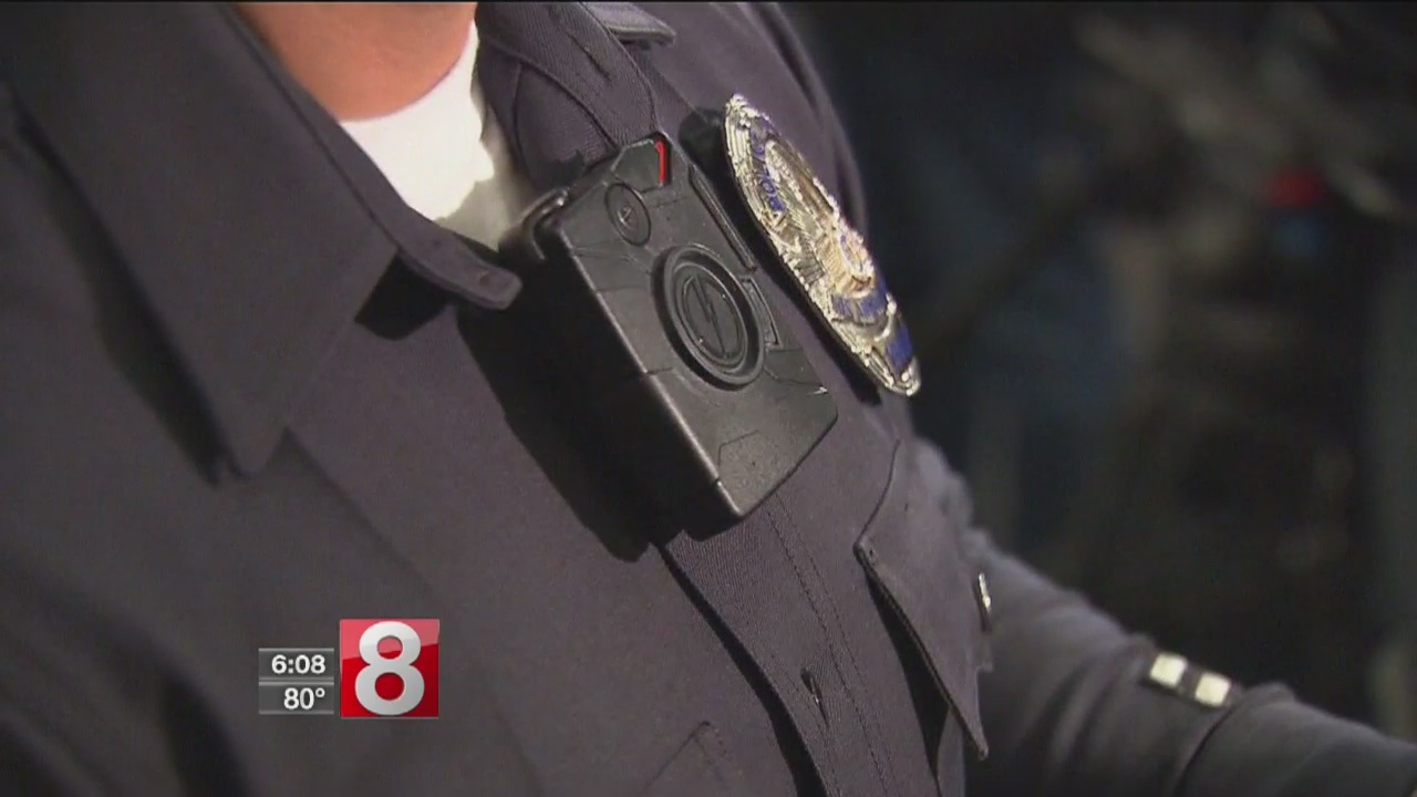Connecticut State Police to receive 800 new body cameras