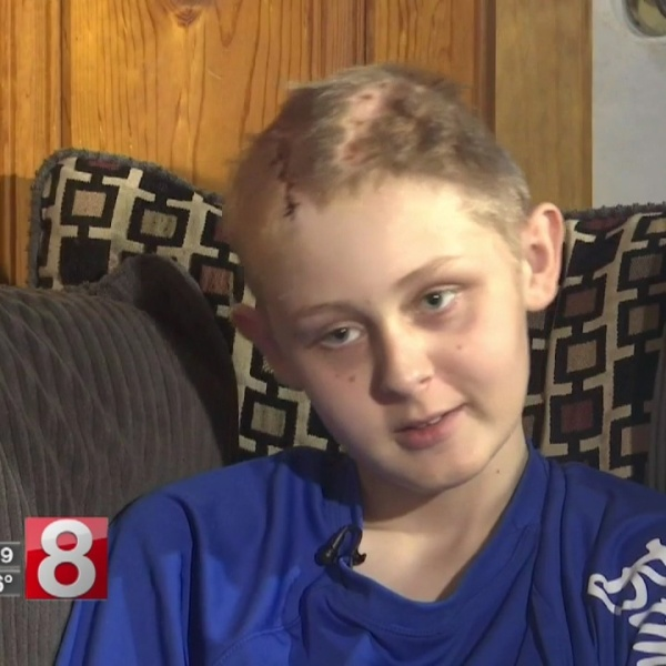 'It's a miracle': Boy recovers from brain injuries after parents sign organ donation papers