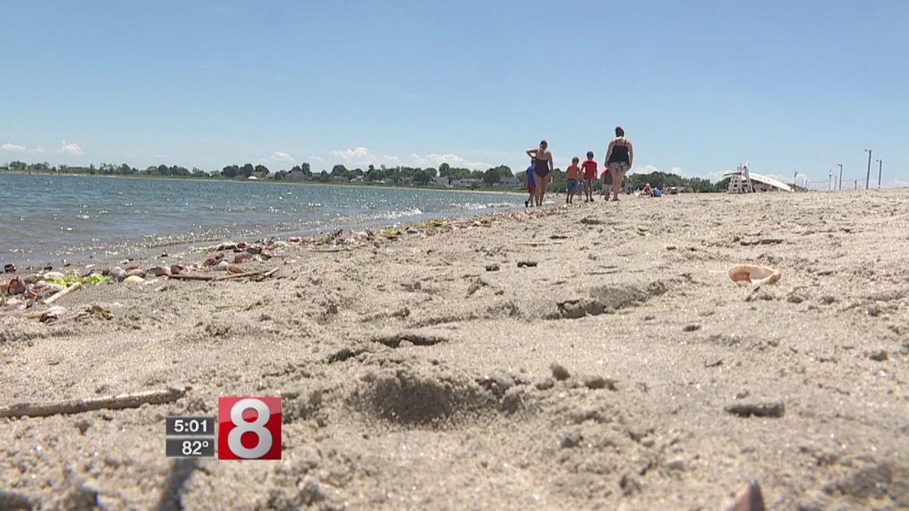 Bacteria closes some state swimming areas