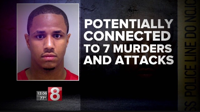 New Haven man could be linked to as many as 7 murders