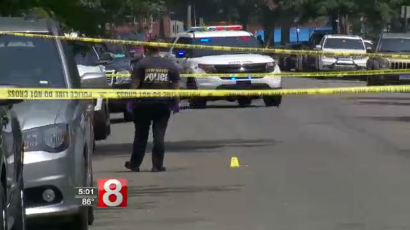 Spike in violence in New Haven as weather warms up