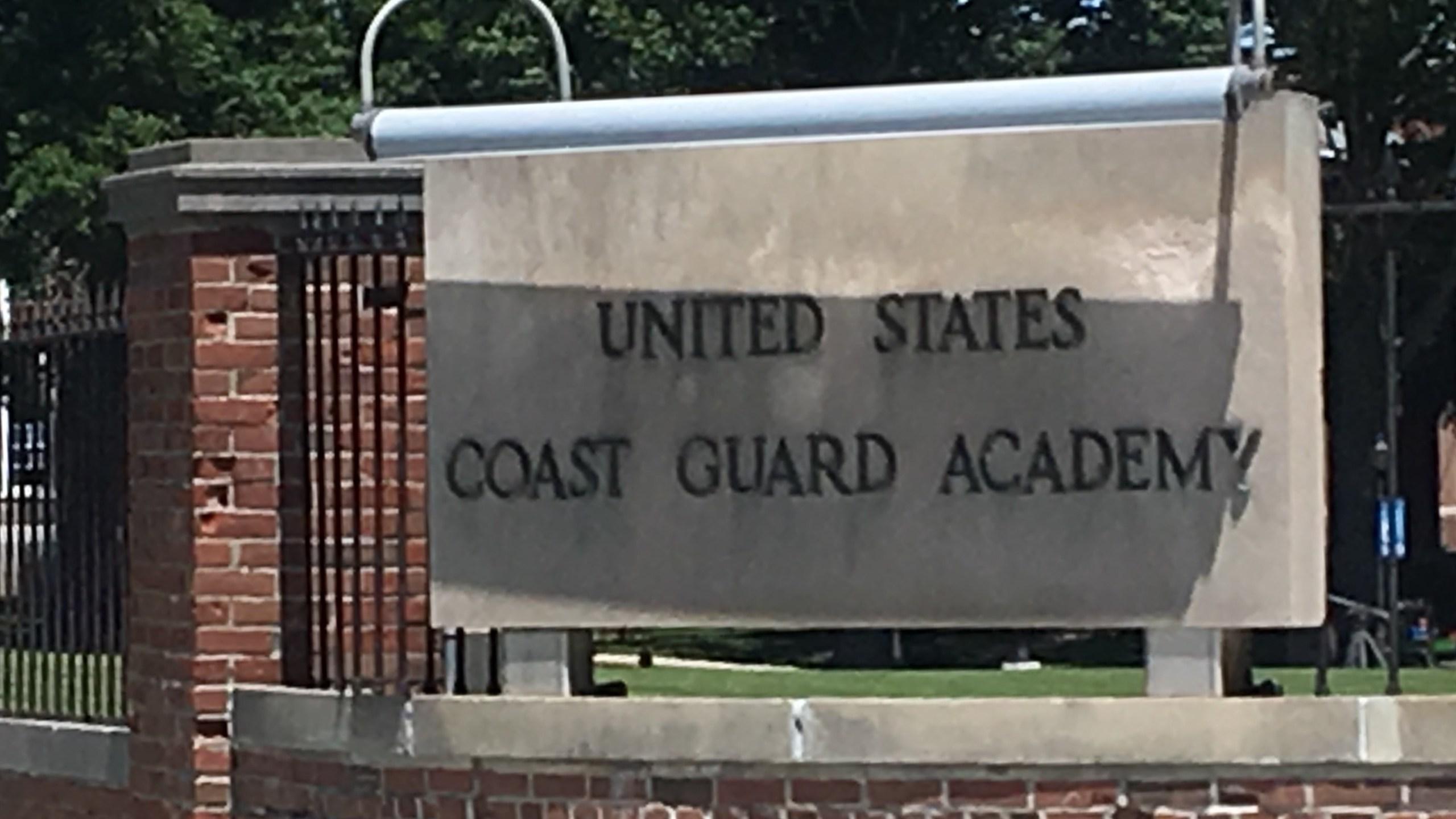 USCG United States Coast Guard Academy