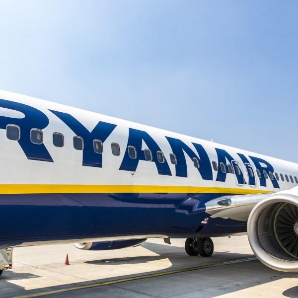 Ryanair Irish Airlines