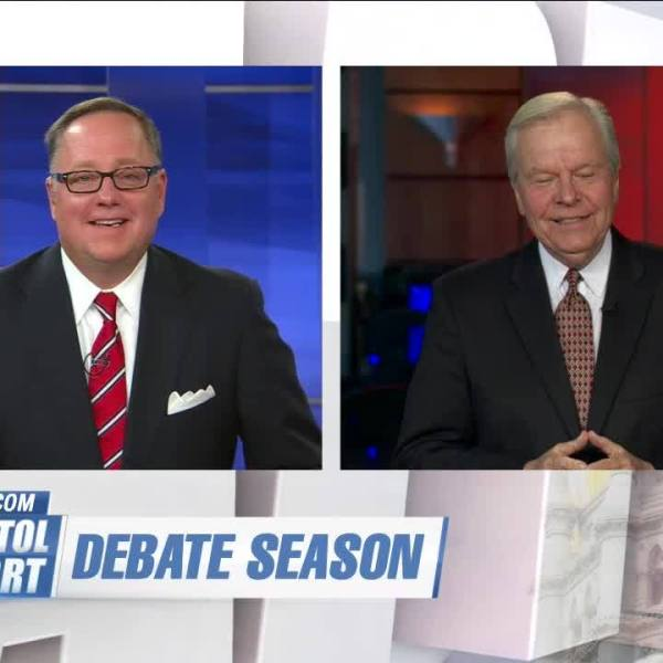 Capitol Report: Observations from the debate stage on Lamont-Stefanowski