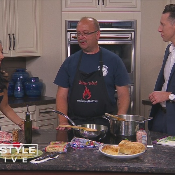 In the Bender Kitchen: Everyday Hero CT - Firefighter makes Cavatelli