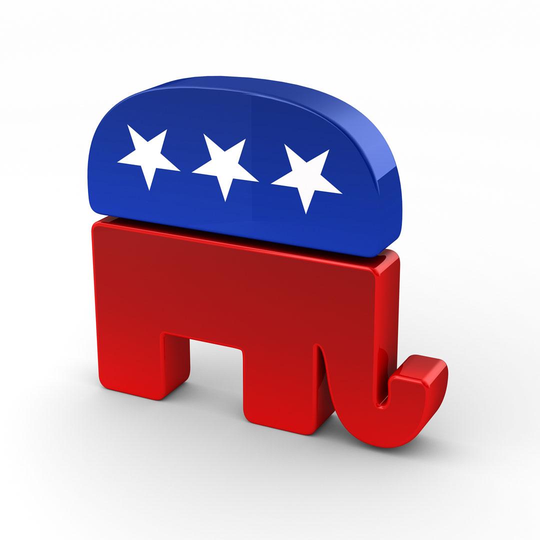 Republican Elephant GOP