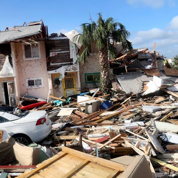 APTOPIX Tropical Weather Florida_1539289730719
