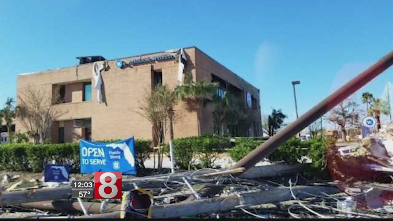 Connecticut Red Cross volunteer in Florida describes heartbreaking scenes following hurricane