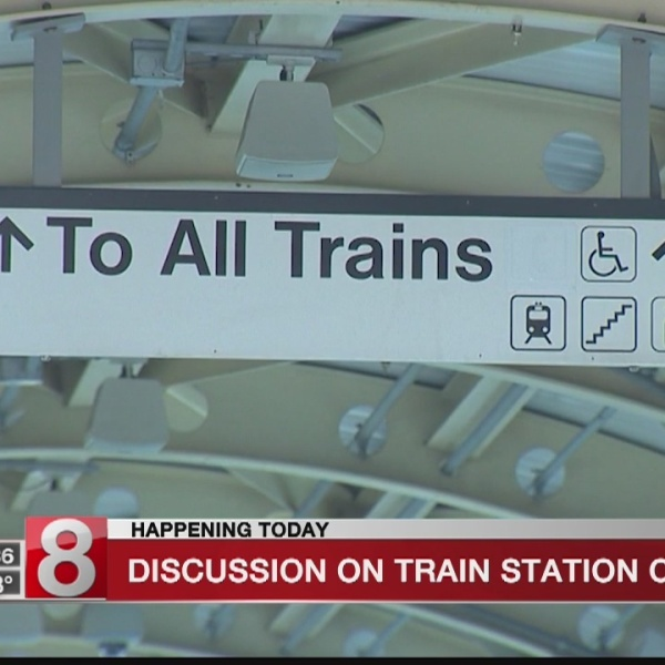 DOT looking to add more security cameras in Connecticut train stations