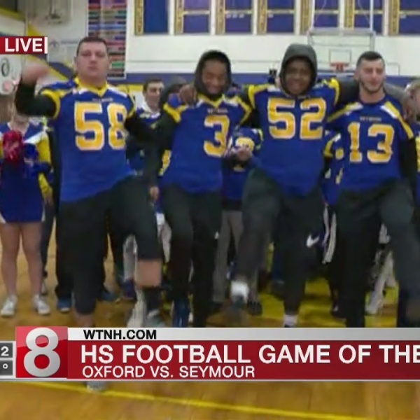 Game of the week: Seymour vs Oxford