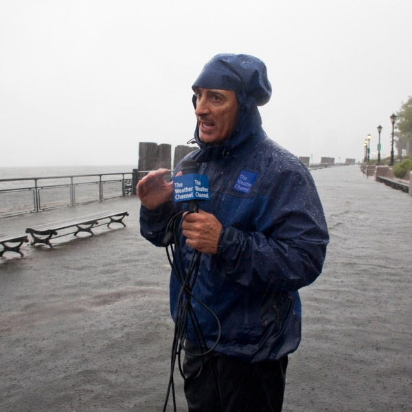 Jim Cantore Weather Channel