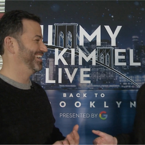 Jimmy Kimmel LIVE - Back to Brooklyn: Kimmel Talks Red Sox, Pepe's Pizza, and Pranks