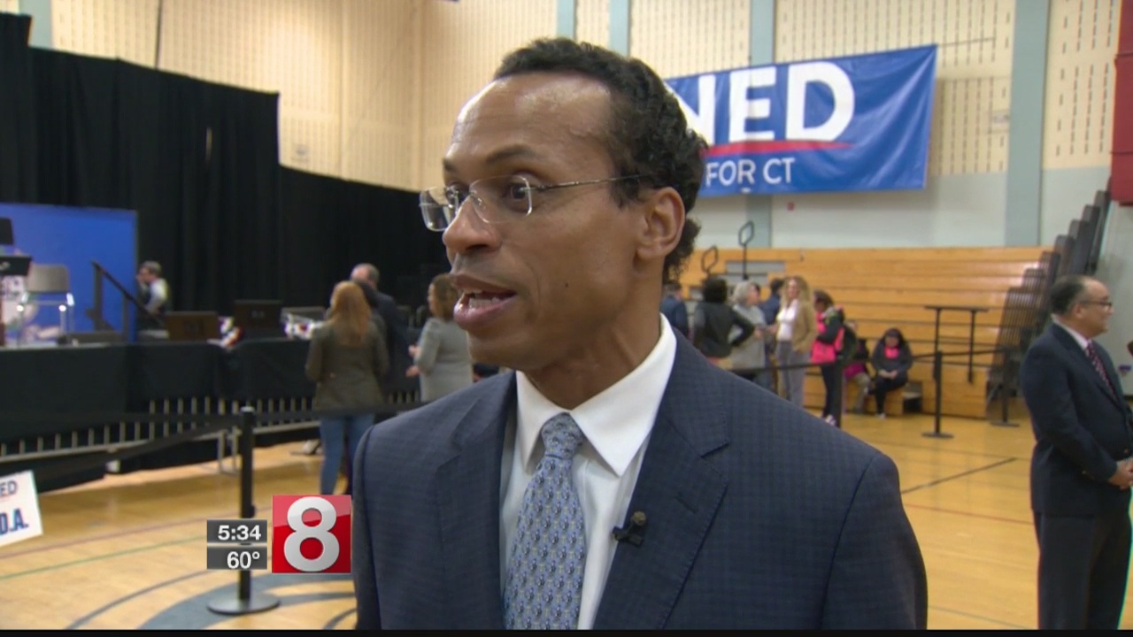 Two Men Vying To Replace 20 Year Incumbent Nappier In The Race For