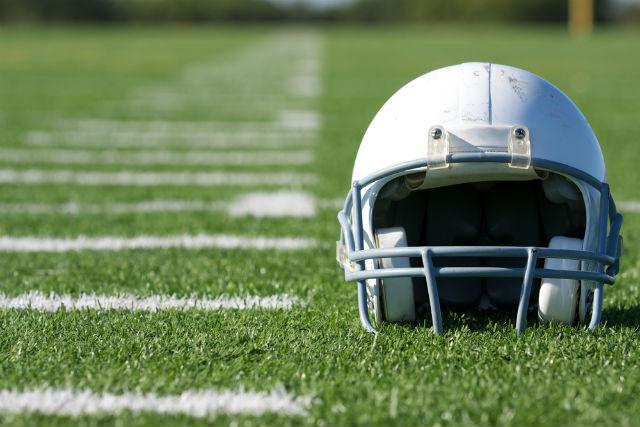 football helmet shutterstock_163402