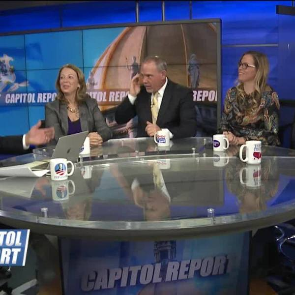 Capitol Report 'After Hours:' Aresimowicz, Borer join the panel