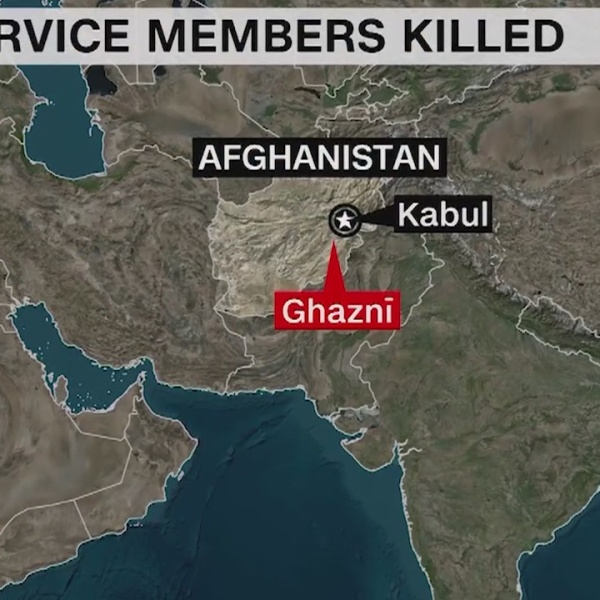 Roadside bomb kills 3 US soldiers in eastern Afghanistan