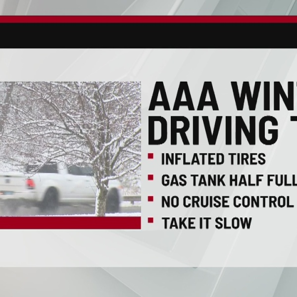 Safety tips for driving in the winter weather