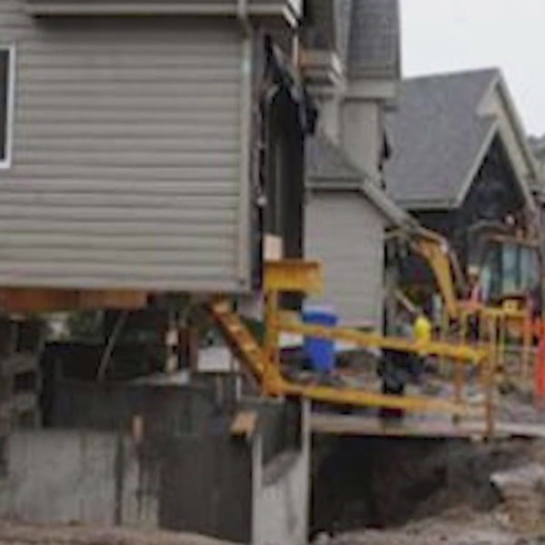 United States and Canada share common problem with crumbling foundations