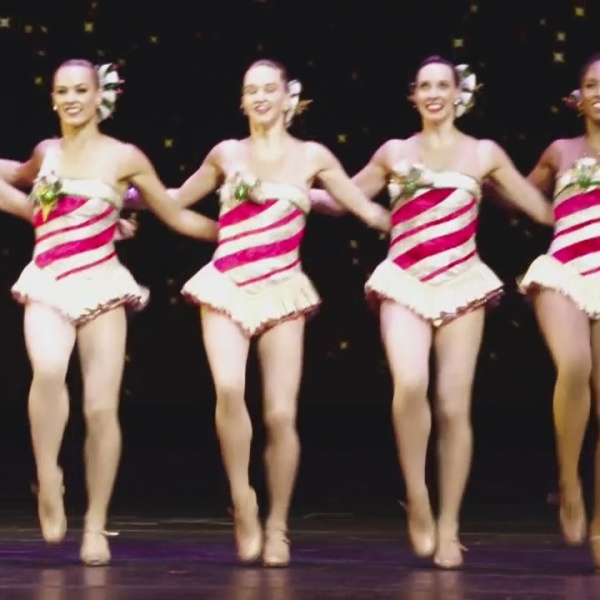 4 sets of sisters performing in Radio City holiday tradition