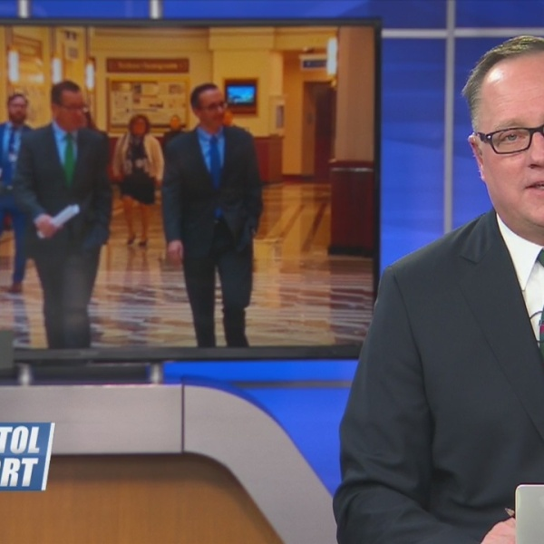 Capitol Report: Governor Malloy's exit interview