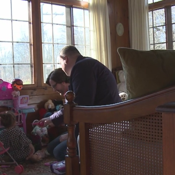 How growing trend of Open Adoption works for two Connecticut Families