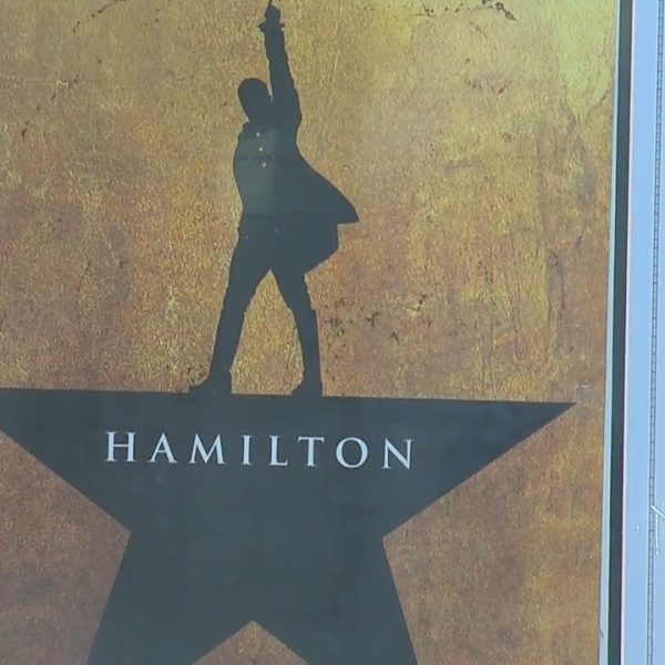 Just you wait, Hamilton debuts at the Bushnell Theater in Hartford