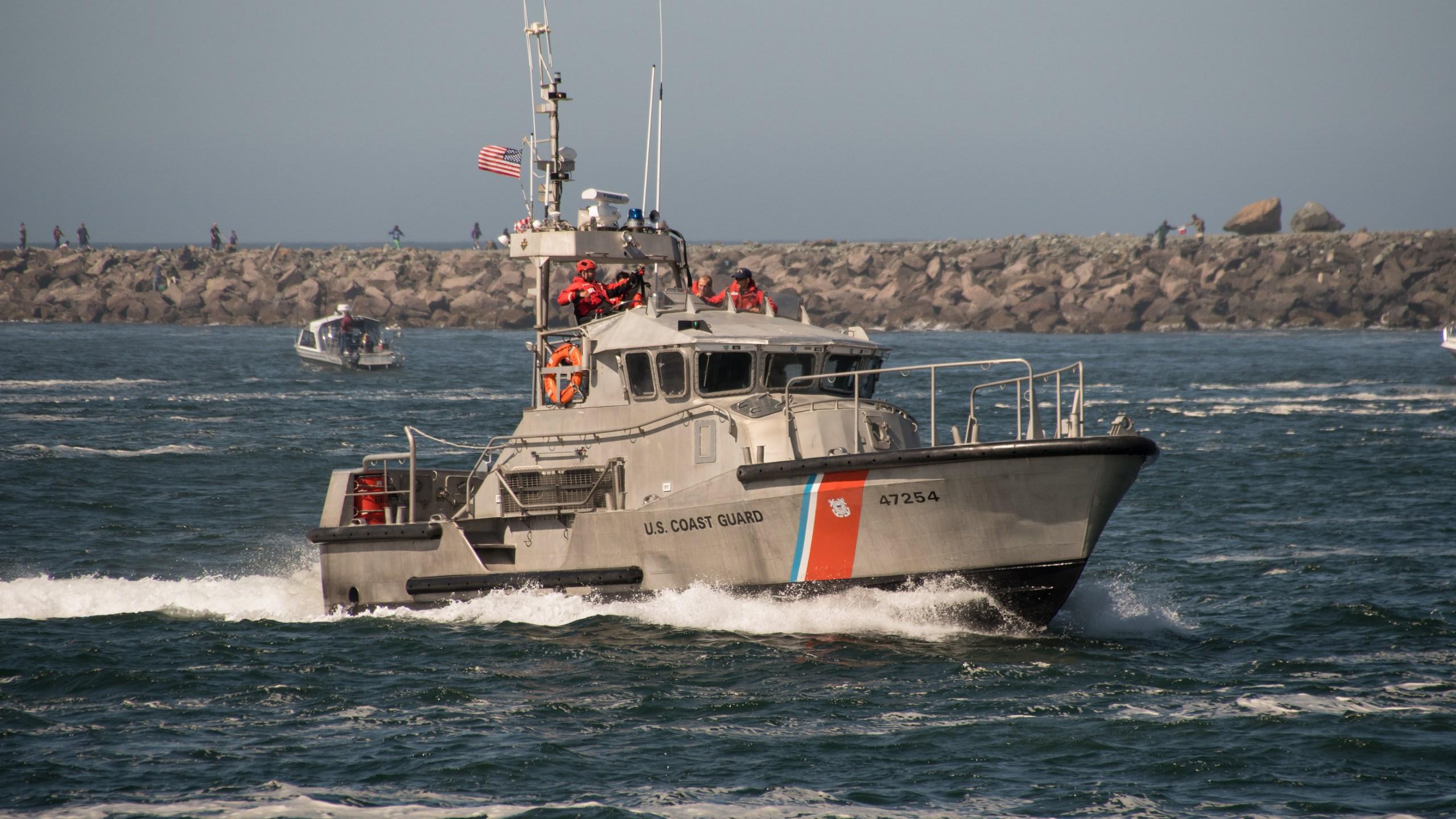 Lawmakers Meet Coast Guard Over Academy Harassment Concerns