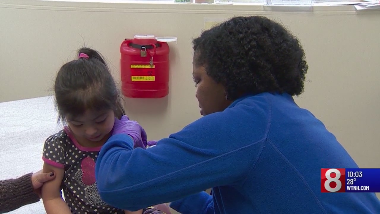 When should your child be vaccinated against the flu?