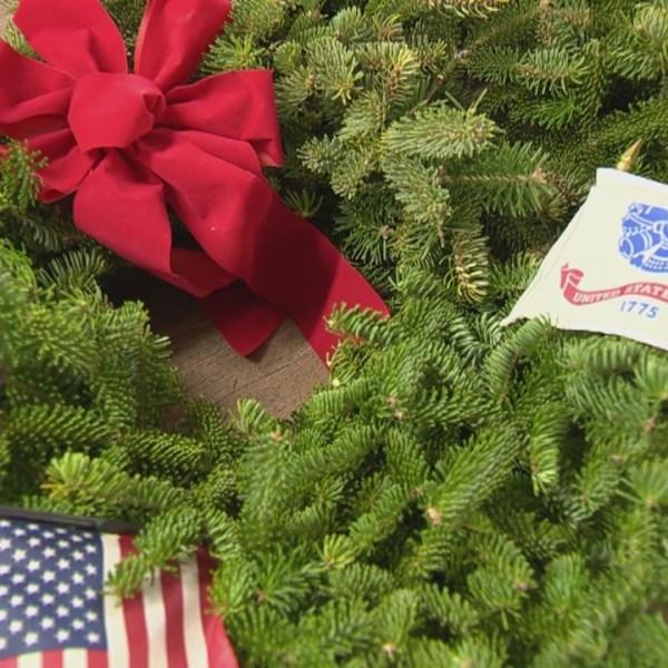 Wreaths Across America convoy visits Branford, Norwalk to honor vets