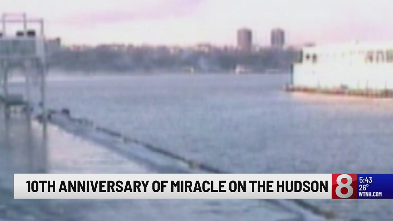 10 Questions For Capt Sully Sullenberger On 10th Anniversary Of Emergency Landing On Hudson River