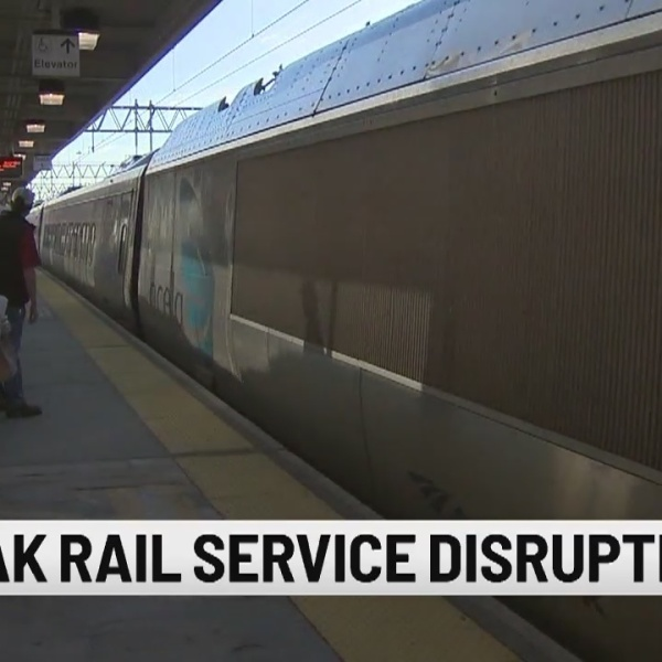 Amtrak restored after disruption in the Northeast due to NYC downed wire