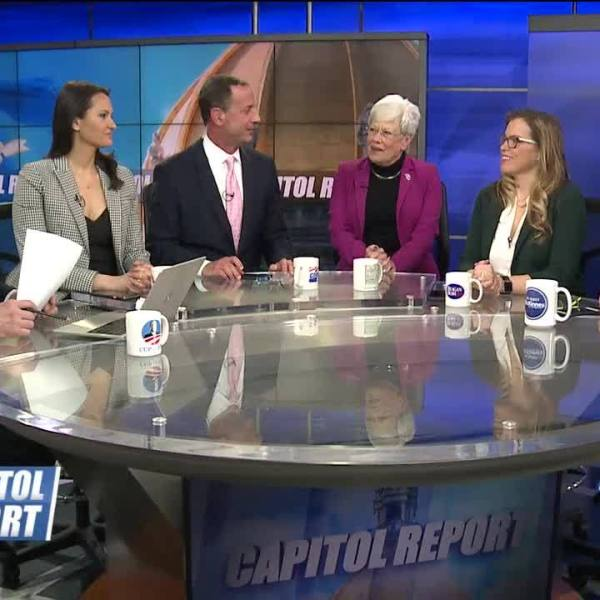 Capitol Report 'After Hours' - Former Lt. Governor Nancy Wyman talks about her new job as Connecticut Democratic Party Chair