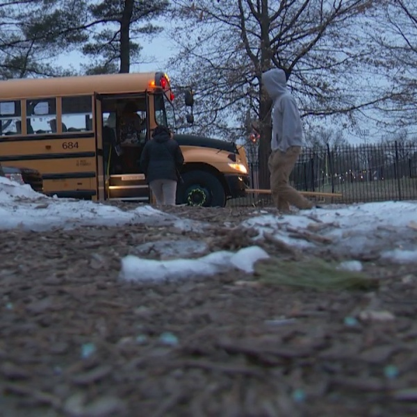 Cold temps and how to keep the kids safe