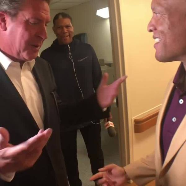Dan Marino, Aeneas Williams discuss how Rams could beat the Patriots in Super Bowl LIII