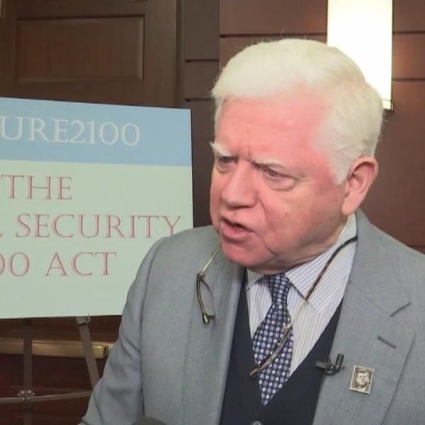 Lawmakers unveil Social Security 2100 Act
