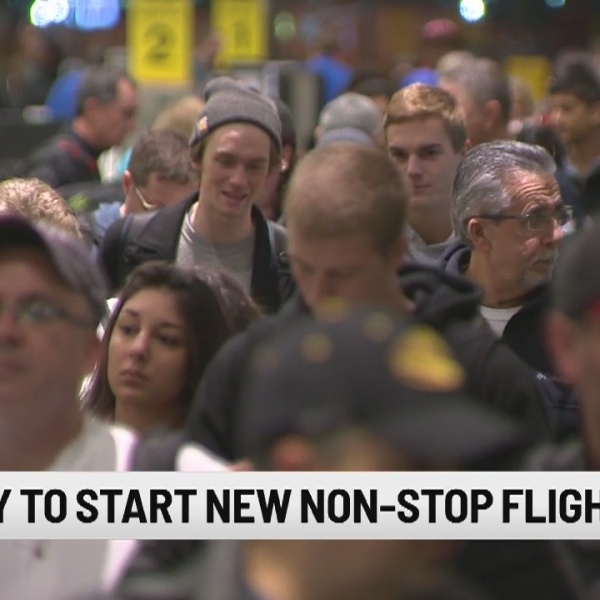 Nonstop flights to Raleigh-Durham, Orlando and Pittsburgh to begin operating out of Bradley