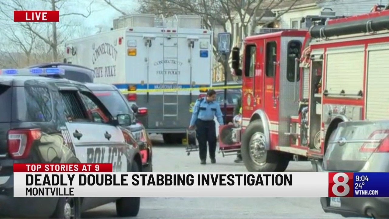 Grandson accused of fatally stabbing grandparents in their