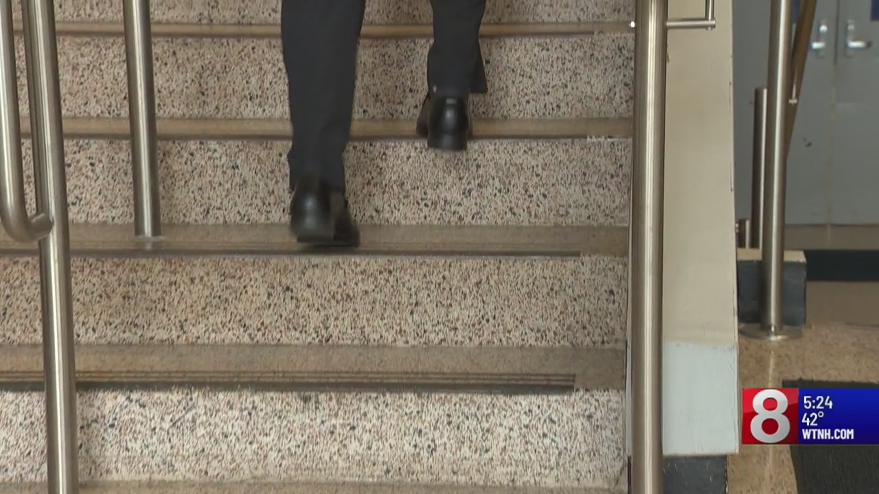 Take the stairs test to see if you're fit